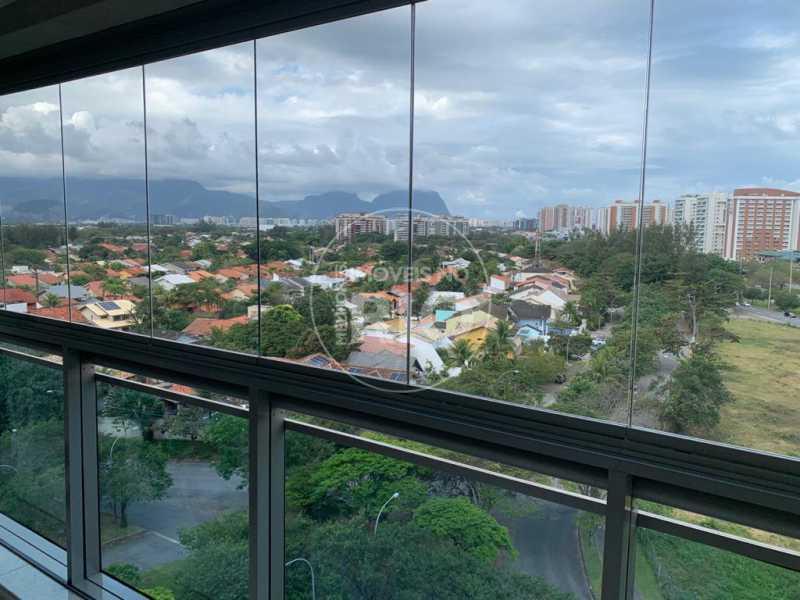 Santa Monica Jardins - Apartamento à venda Avenida Jardins de Santa Mônica,Barra da Tijuca, Rio de Janeiro - R$ 2.950.000 - MIR3369 - 1