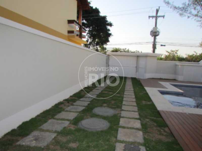 Melhores Imóveis no Rio - Casa 4 quartos no condomínio Rio Mar - CB0091 - 4
