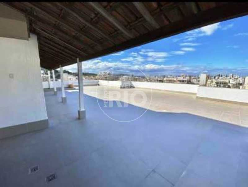 Cobertura na Tijuca - Cobertura 4 quartos à venda Tijuca, Rio de Janeiro - R$ 1.490.000 - MIR3437 - 16