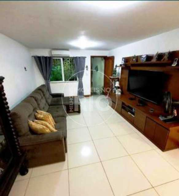Casa Duplex na Tijuca - Casa de Vila 3 quartos à venda Tijuca, Rio de Janeiro - R$ 900.000 - MIR3440 - 1