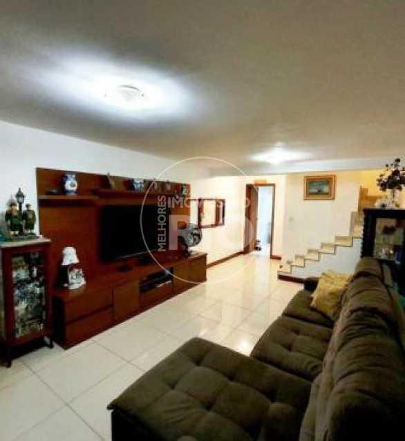 Casa Duplex na Tijuca - Casa de Vila 3 quartos à venda Tijuca, Rio de Janeiro - R$ 900.000 - MIR3440 - 3