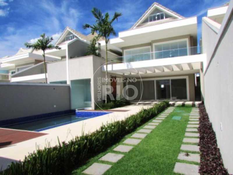 Melhores Imóveis no Rio - Casa 4 quartos no Condomínio Blue Houses - CB0306 - 1