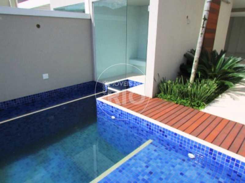 Melhores Imóveis no Rio - Casa 4 quartos no Condomínio Blue Houses - CB0306 - 4