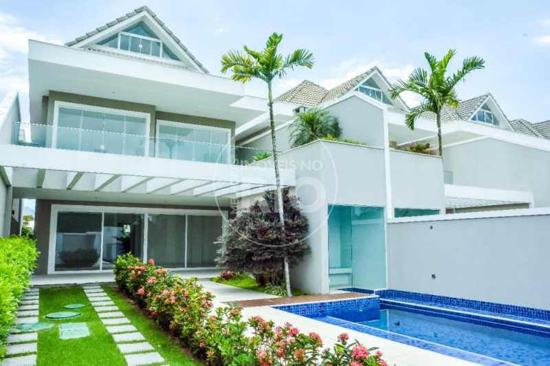Melhores Imóveis no Rio - Casa no Condomínio Blue Houses - CB0307 - 3