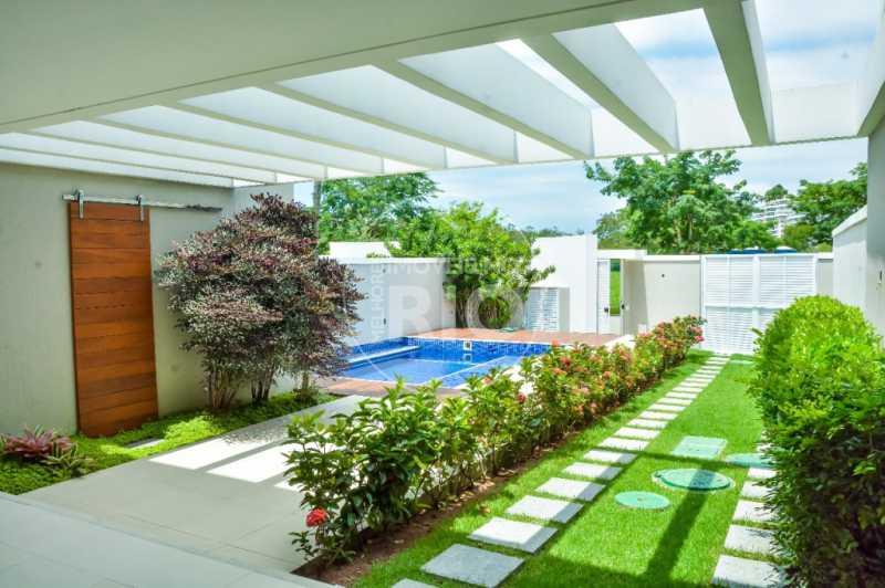 Melhores Imóveis no Rio - Casa no Condomínio Blue Houses - CB0307 - 4
