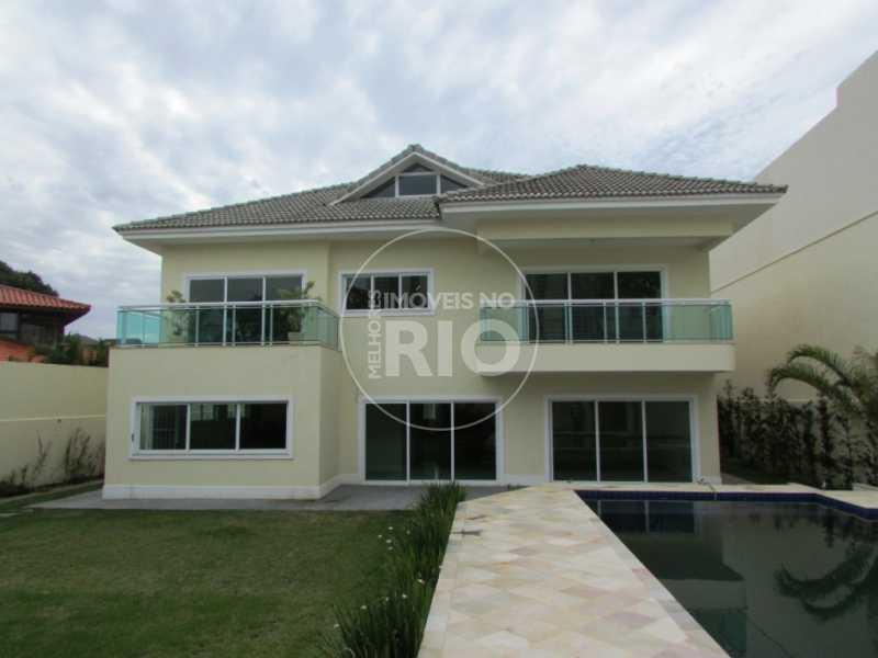 Melhores Imóveis no Rio - Casa 6 quartos no Condomínio Pedra de Itaúna - CB0312 - 3