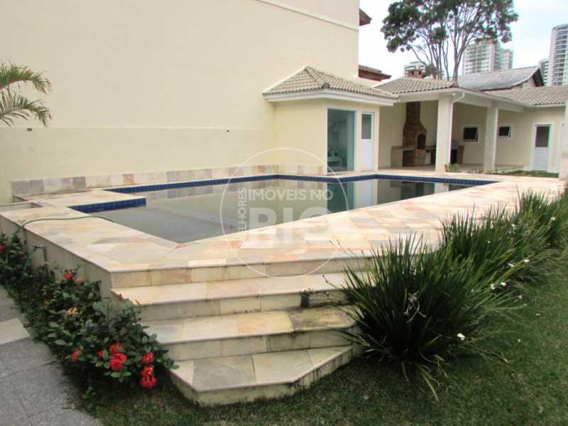 Melhores Imóveis no Rio - Casa 6 quartos no Condomínio Pedra de Itaúna - CB0312 - 5