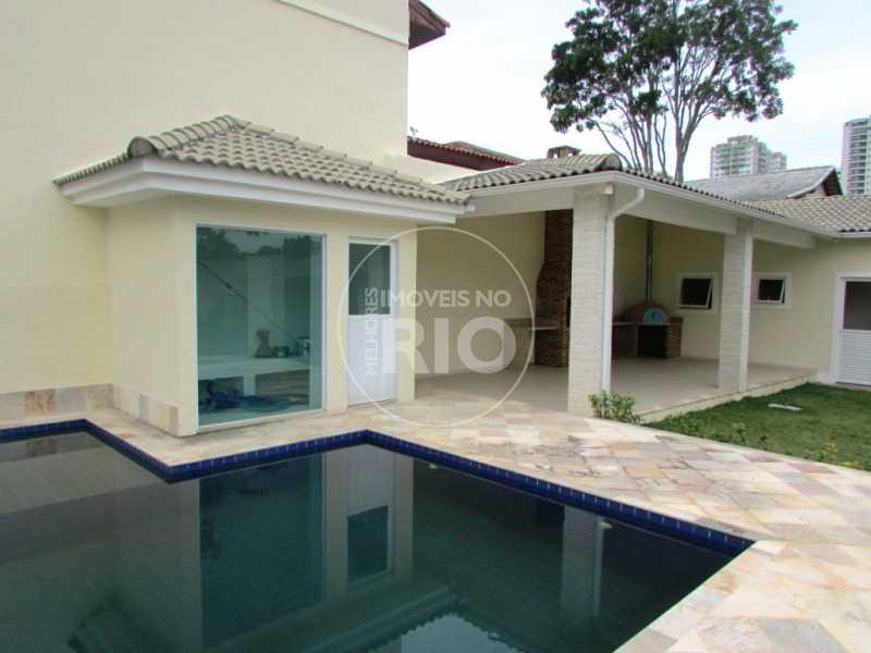 Melhores Imóveis no Rio - Casa 6 quartos no Condomínio Pedra de Itaúna - CB0312 - 6