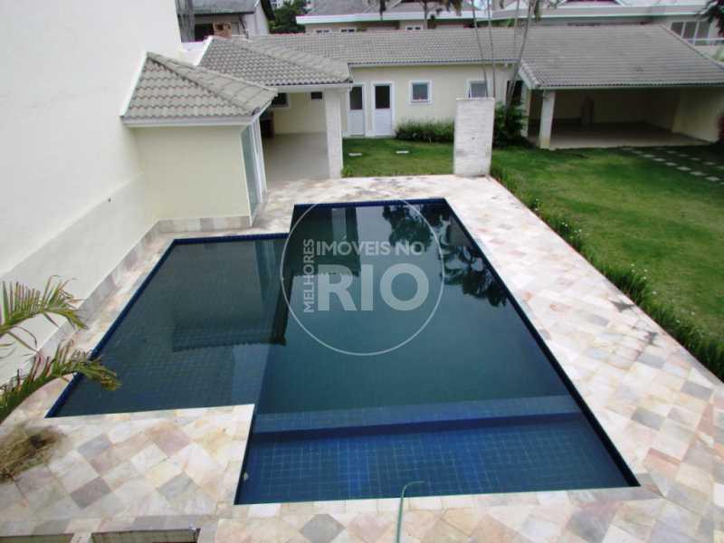 Melhores Imóveis no Rio - Casa 6 quartos no Condomínio Pedra de Itaúna - CB0312 - 7
