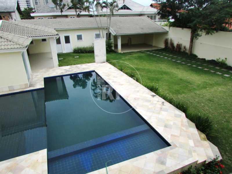 Melhores Imóveis no Rio - Casa 6 quartos no Condomínio Pedra de Itaúna - CB0312 - 8