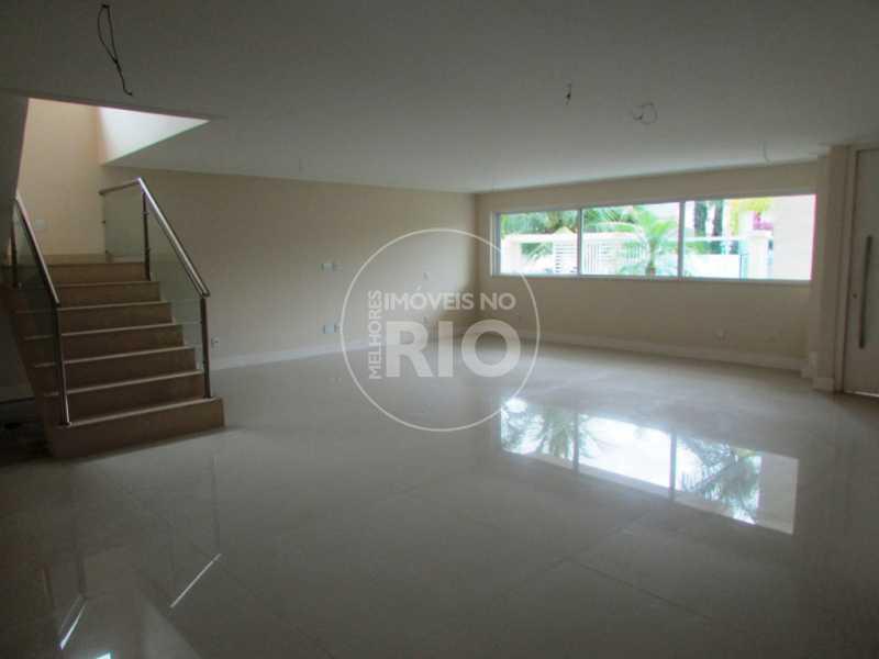 Melhores Imóveis no Rio - Casa 6 quartos no Condomínio Pedra de Itaúna - CB0312 - 10