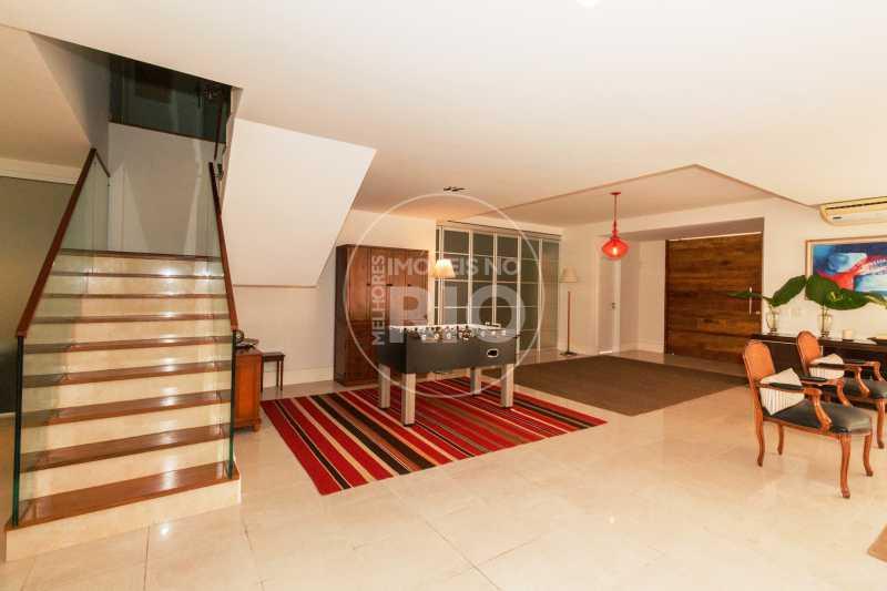 Melhores Imóveis no Rio - Casa 6 quartos no Condomínio Pedra de Itaúna - CB0313 - 5