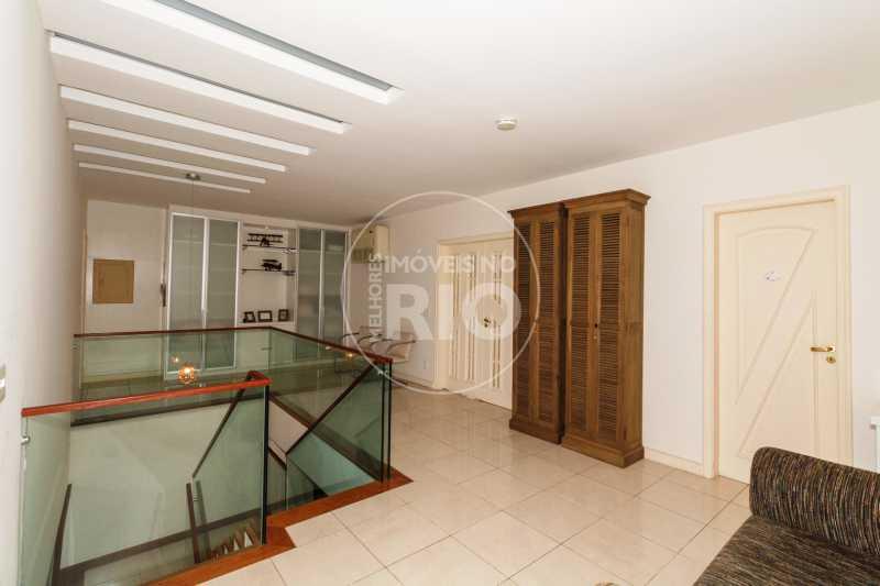 Melhores Imóveis no Rio - Casa 6 quartos no Condomínio Pedra de Itaúna - CB0313 - 16