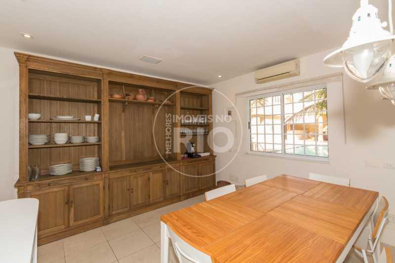 Melhores Imóveis no Rio - Casa 6 quartos no Condomínio Pedra de Itaúna - CB0313 - 24