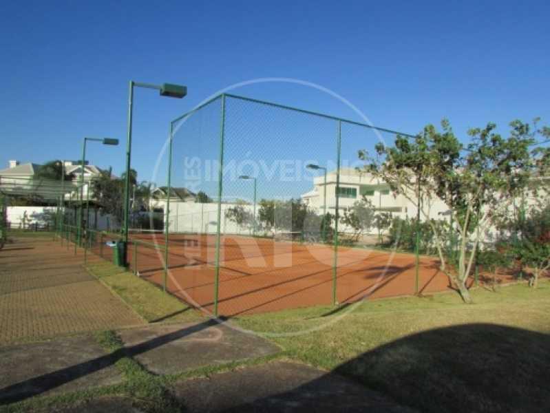 Melhores Imóveis no Rio - Casa 5 quartos no Condomínio Del Lago - CB0323 - 29