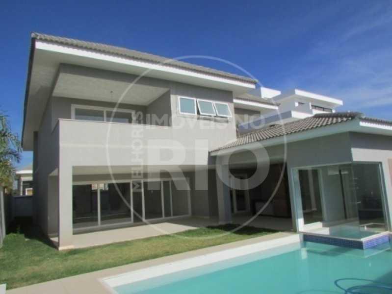 Melhores Imóveis no Rio - Casa 5 quartos no Condomínio Del Lago - CB0323 - 1