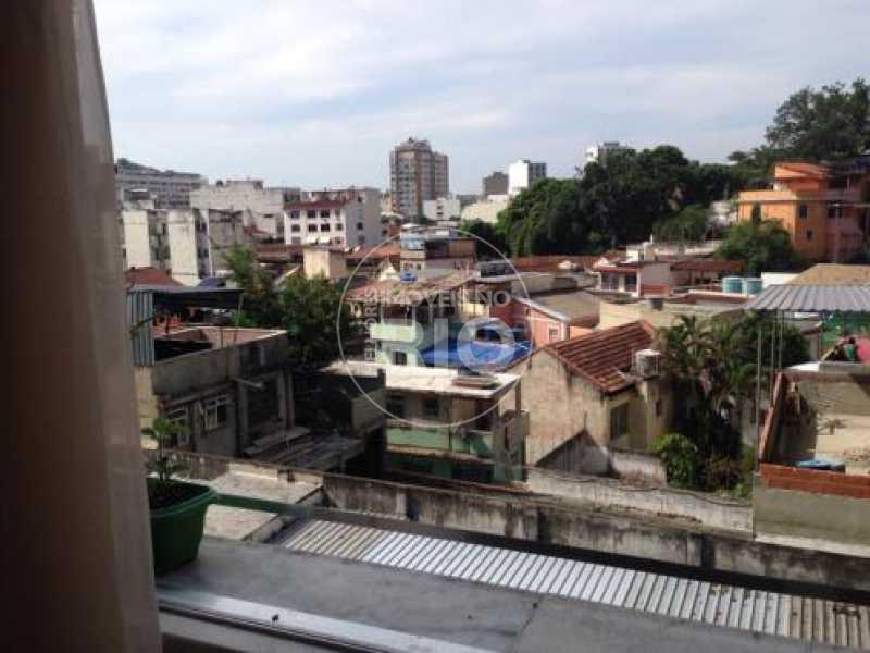Melhores Imóveis no Rio - Apartamento de 1 quarto na Tijuca - MIR0204 - 10