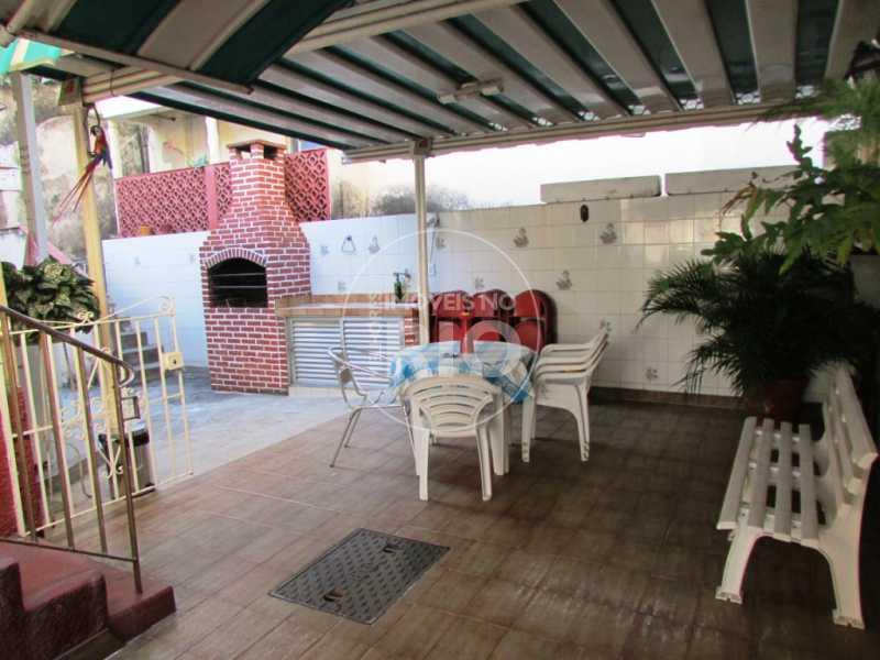 Melhores Imóveis no Rio - Casa 3 quartos em Vila Isabel - MIR0223 - 19