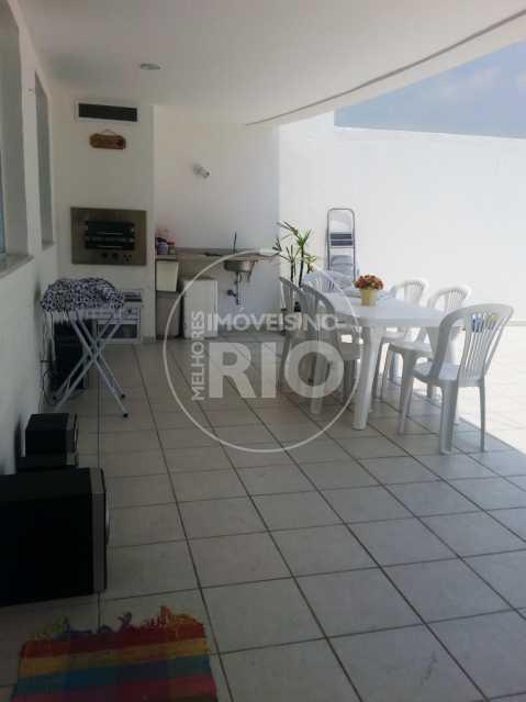 Melhores Imoveis no Rio - Apartamento 2 quartos na Tijuca - MIR0235 - 3