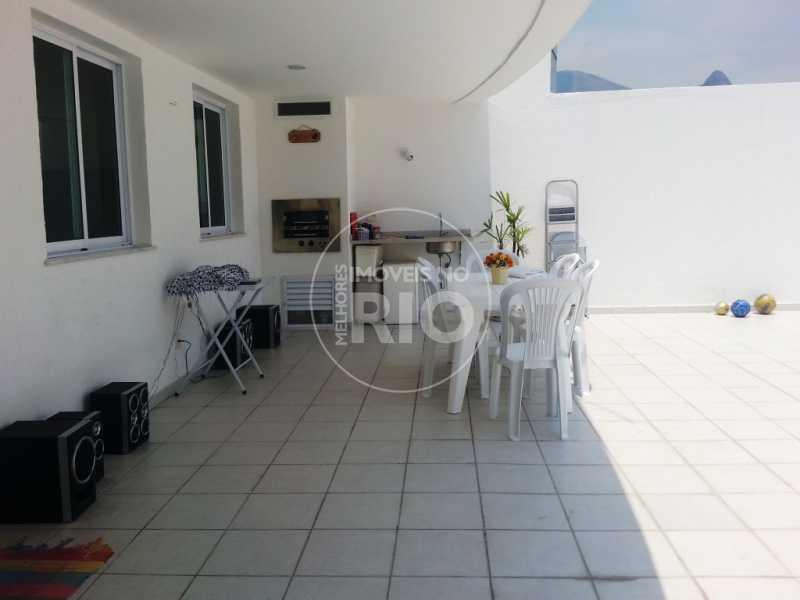 Melhores Imoveis no Rio - Apartamento 2 quartos na Tijuca - MIR0235 - 4