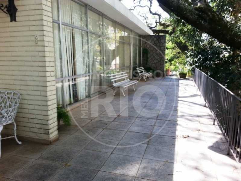 Melhores Imóveis no Rio - Casa 4 quartos na Tijuca - MIR0238 - 1