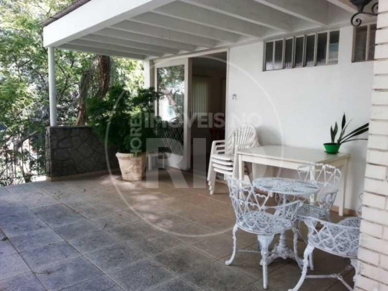 Melhores Imóveis no Rio - Casa 4 quartos na Tijuca - MIR0238 - 3