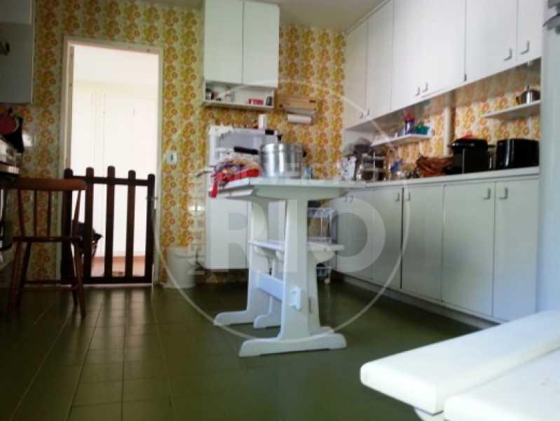 Melhores Imóveis no Rio - Casa 4 quartos na Tijuca - MIR0238 - 5