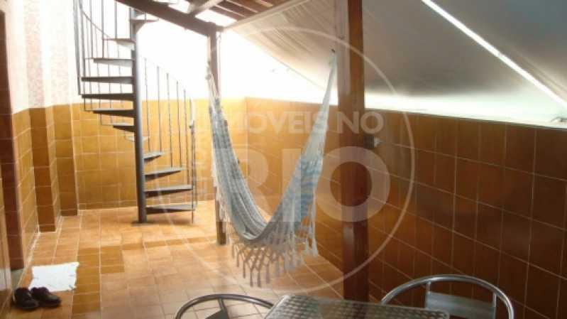 Melhores Imóveis no Rio - Cobertura 3 quartos na Tijuca - MIR0252 - 19