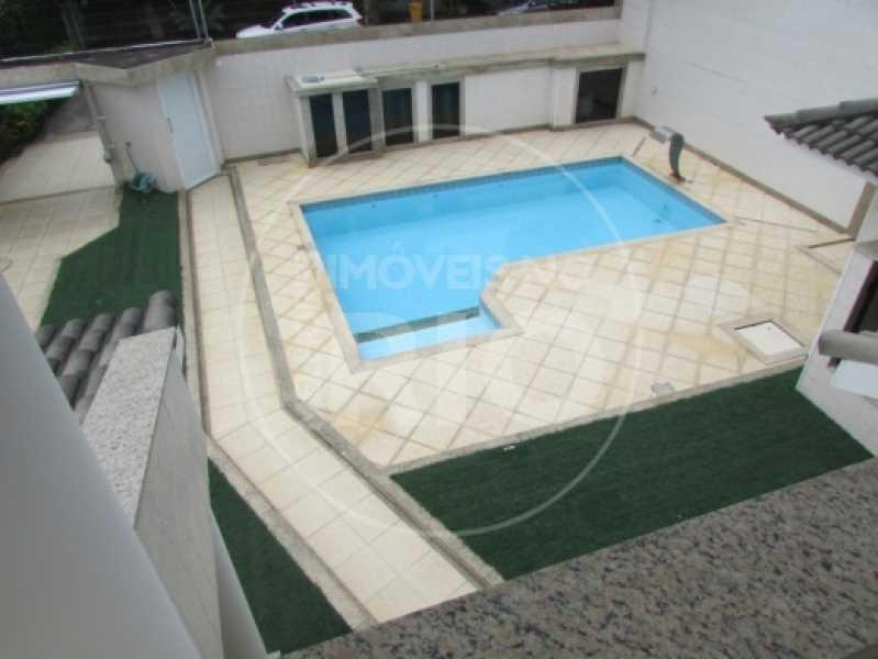 Melhores Imóveis no Rio - Casa 4 quartos no Condomínio Interlagos Quality - CB0343 - 5