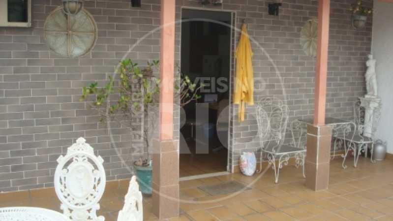 Melhores Imóveis no Rio - Casa de Vila 4 quartos no Grajaú - MIR0367 - 23