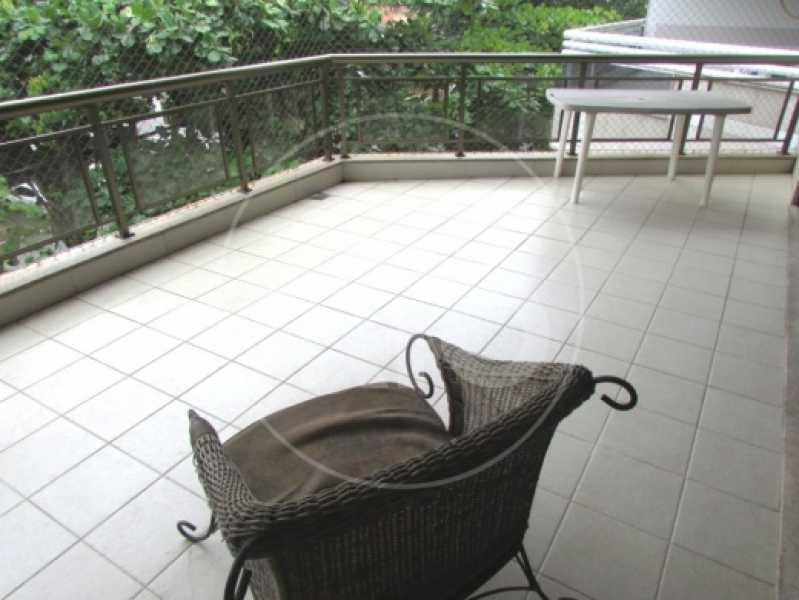 Melhores Imóveis no Rio - Apartamento 3 quartos no Recreio - MIR0401 - 3