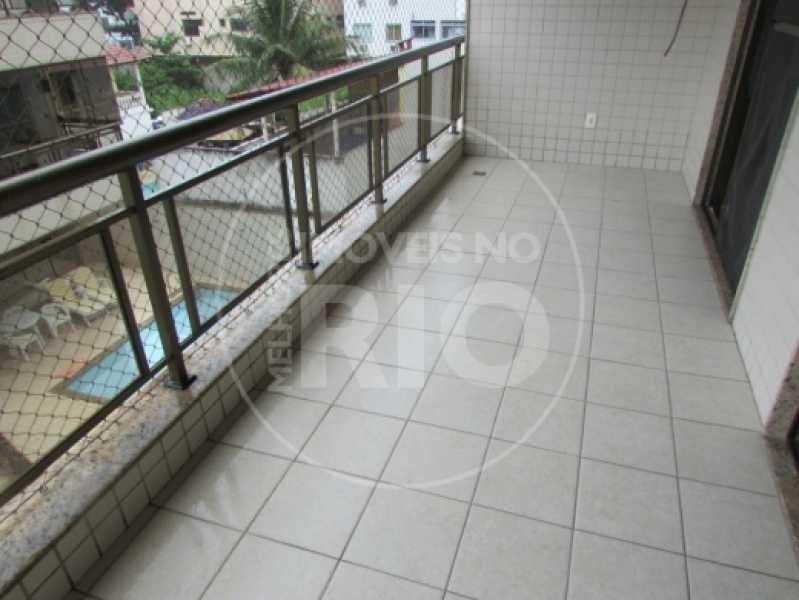 Melhores Imóveis no Rio - Apartamento 3 quartos no Recreio - MIR0401 - 4
