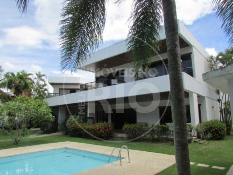 Melhores Imóveis no Rio - Casa 5 quartos no Condomínio Santa Marina - CB0374 - 1