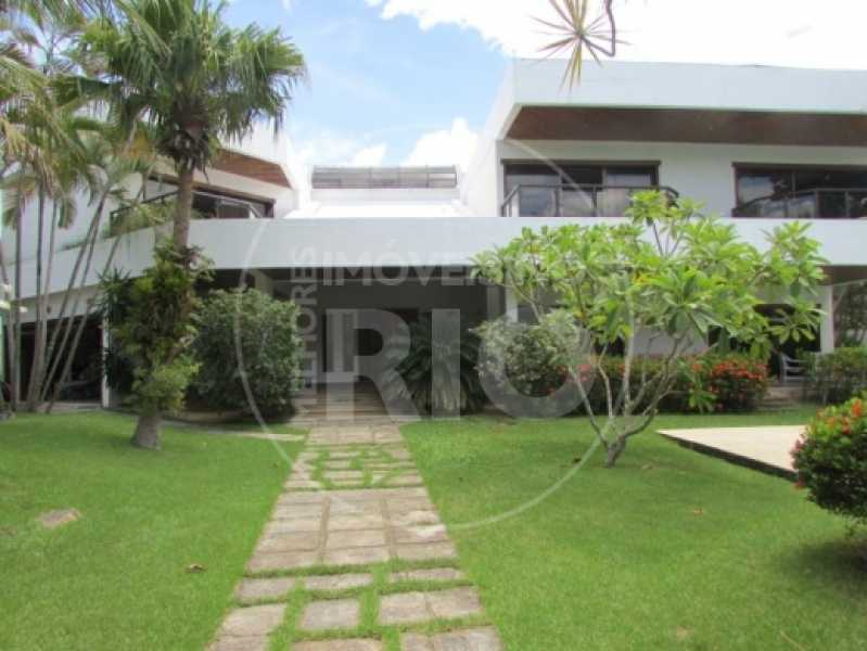 Melhores Imóveis no Rio - Casa 5 quartos no Condomínio Santa Marina - CB0374 - 3