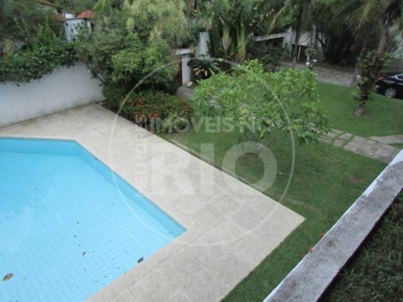 Melhores Imóveis no Rio - Casa 5 quartos no Condomínio Santa Marina - CB0374 - 6