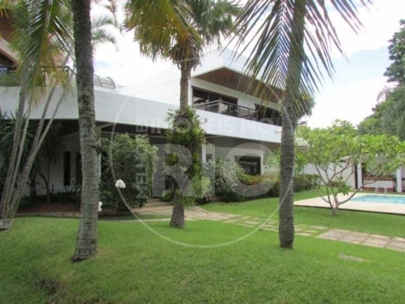 Melhores Imóveis no Rio - Casa 5 quartos no Condomínio Santa Marina - CB0374 - 7
