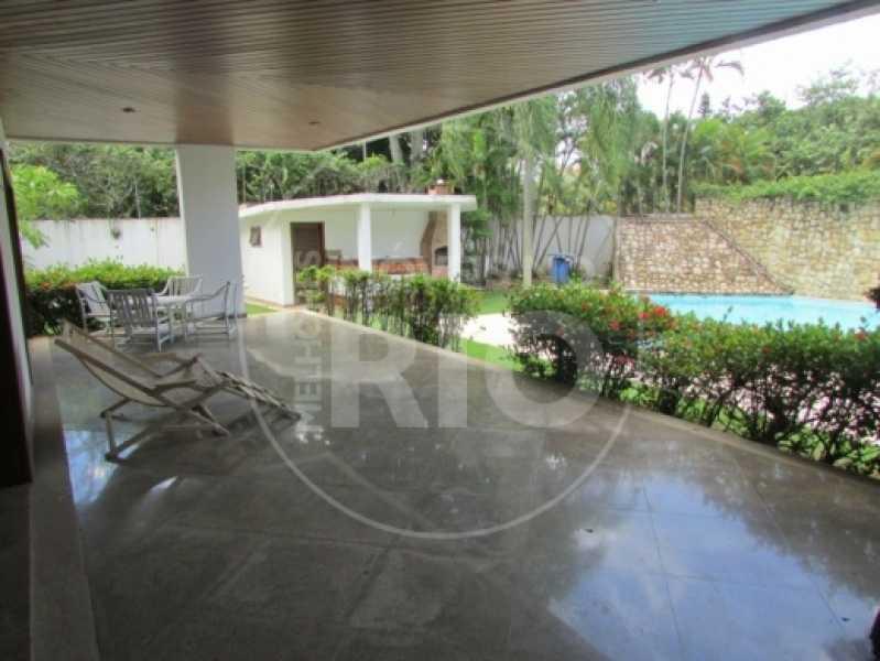 Melhores Imóveis no Rio - Casa 5 quartos no Condomínio Santa Marina - CB0374 - 8