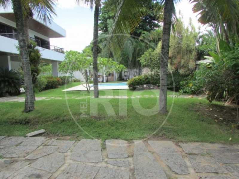 Melhores Imóveis no Rio - Casa 5 quartos no Condomínio Santa Marina - CB0374 - 9