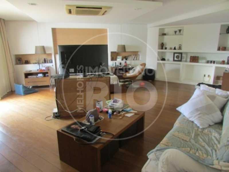 Melhores Imóveis no Rio - Casa 5 quartos no Condomínio Santa Marina - CB0374 - 17
