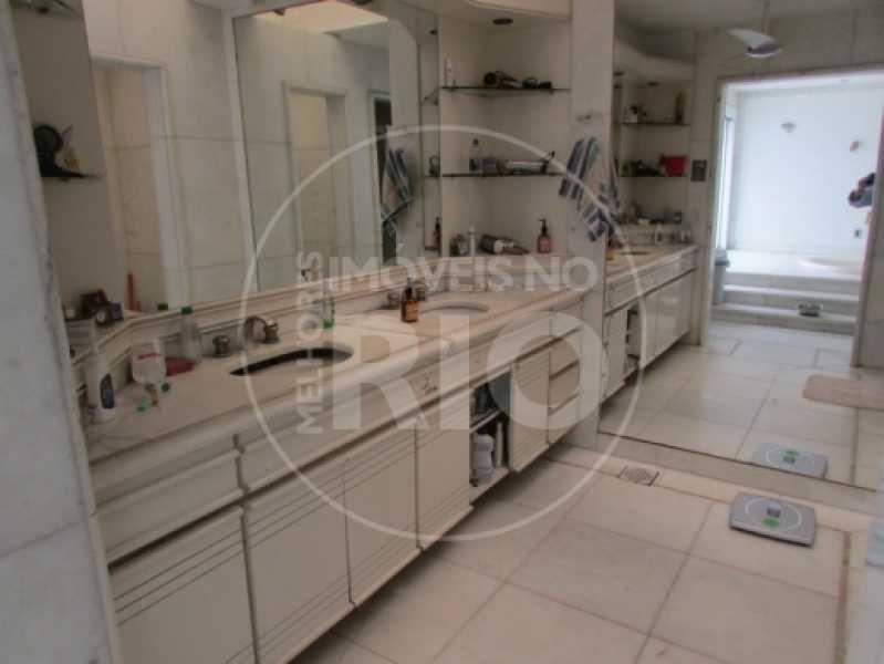 Melhores Imóveis no Rio - Casa 5 quartos no Condomínio Santa Marina - CB0374 - 21