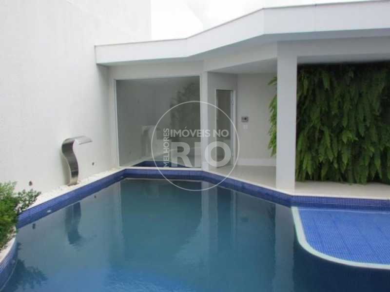 Melhores Imóveis no Rio - Casa 5 quartos no condomínio Santa Mônica Jardins - CB0137 - 1