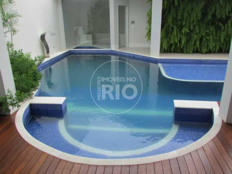 Melhores Imóveis no Rio - Casa 5 quartos no condomínio Santa Mônica Jardins - CB0137 - 3