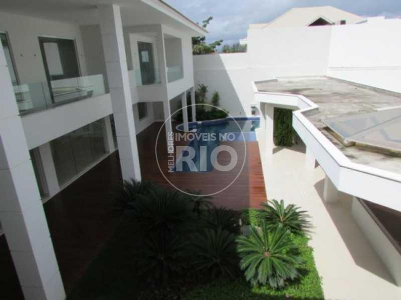 Melhores Imóveis no Rio - Casa 5 quartos no condomínio Santa Mônica Jardins - CB0137 - 5
