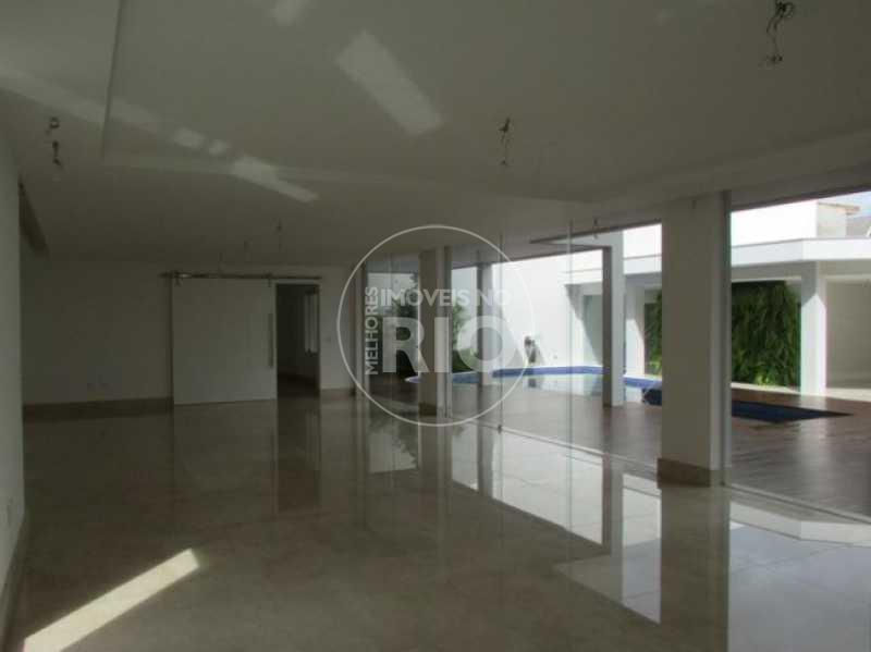 Melhores Imóveis no Rio - Casa 5 quartos no condomínio Santa Mônica Jardins - CB0137 - 9