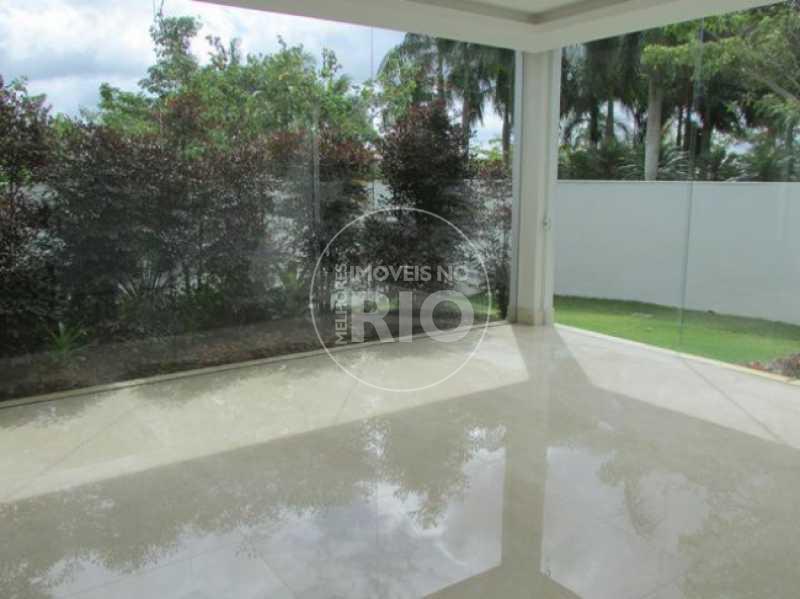 Melhores Imóveis no Rio - Casa 5 quartos no condomínio Santa Mônica Jardins - CB0137 - 10