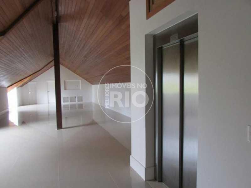 Melhores Imóveis no Rio - Casa 5 quartos no condomínio Santa Mônica Jardins - CB0137 - 12