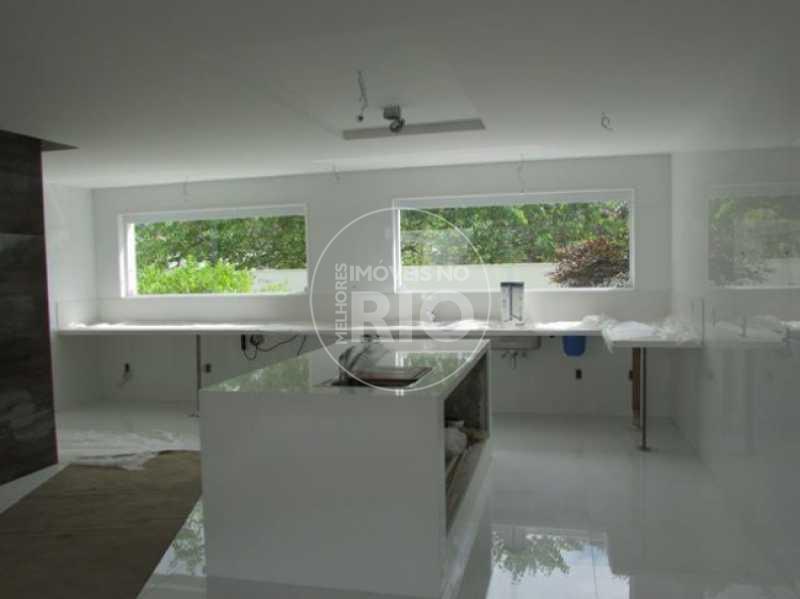Melhores Imóveis no Rio - Casa 5 quartos no condomínio Santa Mônica Jardins - CB0137 - 21