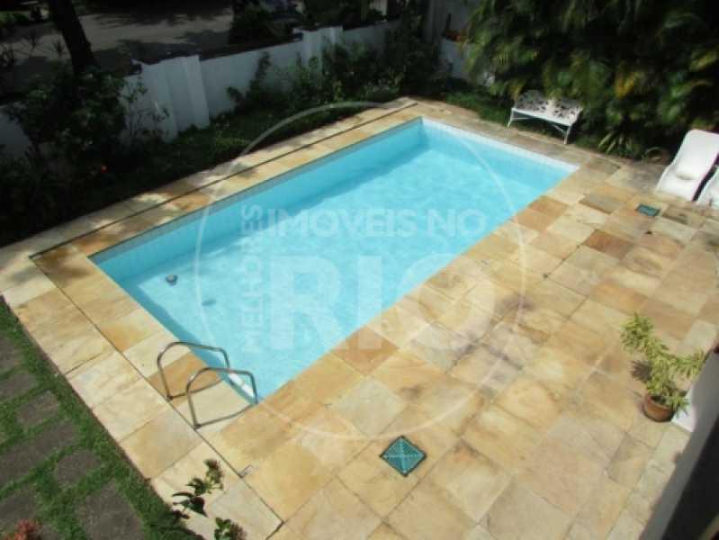 Melhores Imóveis no Rio - Casa 5 quartos no Condomínio Santa Helena - CB0377 - 4