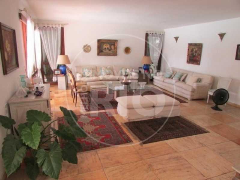Melhores Imóveis no Rio - Casa 5 quartos no Condomínio Santa Helena - CB0377 - 9