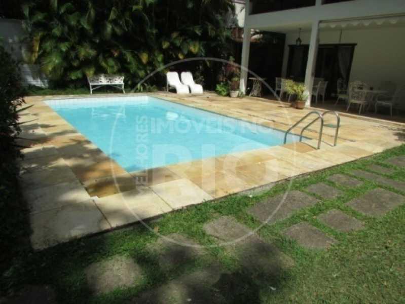 Melhores Imóveis no Rio - Casa 5 quartos no Condomínio Santa Helena - CB0377 - 1